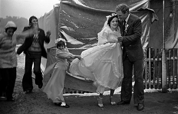 Andrei Pandele - Wedding Gorgova, Danube Delta, November 1980