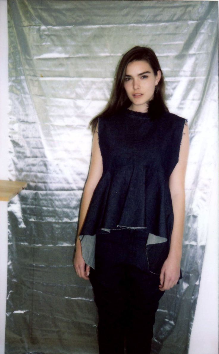 Izzy ♥ Battenberg AW14 show fitting