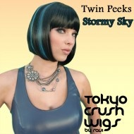 Twin Peeks - Stormy Sky $38 with free shipping within the U.S.