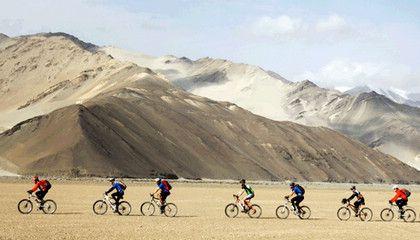 Tibet Cycling Tour