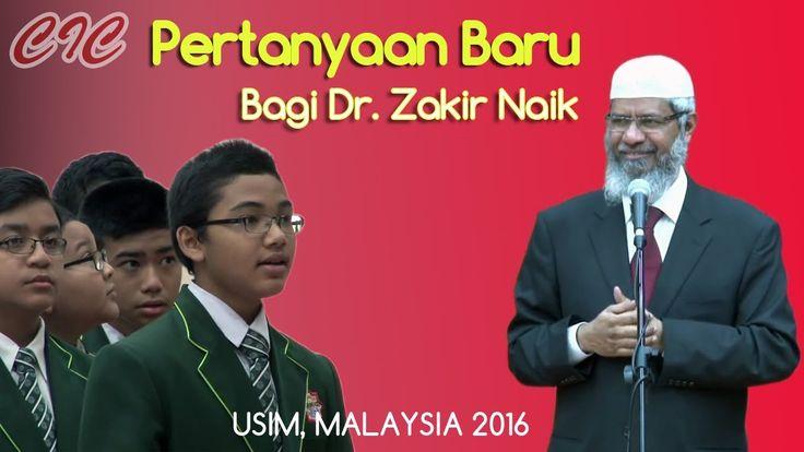 Luar biasa!!Inilah Pertanyaan Cerdas Siswa Malaysia Pada Dr. Zakir Naik ...