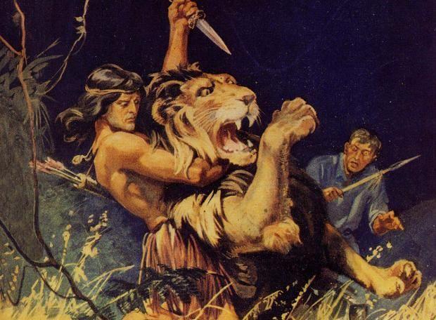 Ταρζάν: Μυθιστορηματικός ήρωας, που γεννήθηκε από τη πέννα του Αμερικανού συγγραφέα Έντγκαρ Λι Μπάροους. Εμφανίστηκε για πρώτη φορά το 1912 στο περιοδικό All Story...