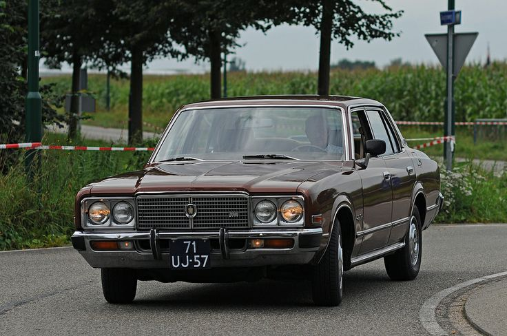 1978, Toyota Crown 2600 Super Saloon Automatic