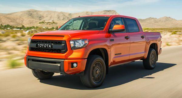 2016 Toyota Tundra TRD Pro Model