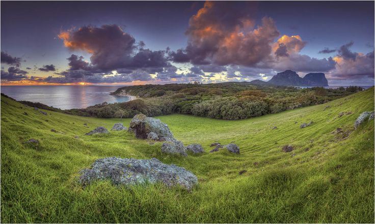 Explore NSW's Howe Island, RoyalAuto Nov 2106. World Heritage-listed Lord Howe Island is off the coast of NSW. Photo: Getty. #lordhowe #ordhoweisland #nsw #heritagelisted