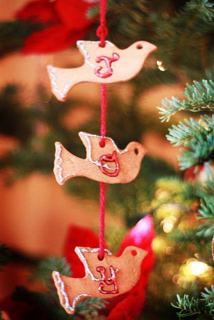 Dove Cinnamon Ornament Recipe