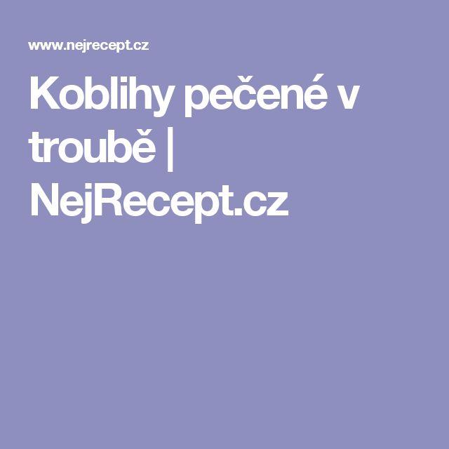 Koblihy pečené v troubě | NejRecept.cz