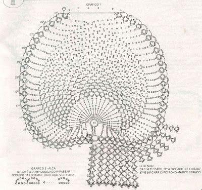 Delicadezas en crochet gabriela juego para ba os morado for Set de bano tejidos