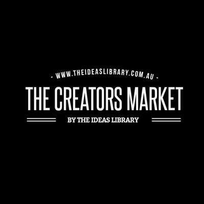 The Creators Market, proudly presented by The Ideas Library, is coming to Malvern Town Hall on Wednesday 21st January 2015.
