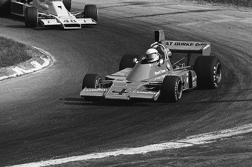 (4) Warwick Brown - Talon MR-1A Chevrolet V8 - Pat Burke Racing / McCormack Racing - Labatt's Blue 5000 - 1975 SCCA/USAC F5000 Championship, round 2 - Labatt's Blue 5000 - 1975  SCCA/USAC F5000 Championship, round 2