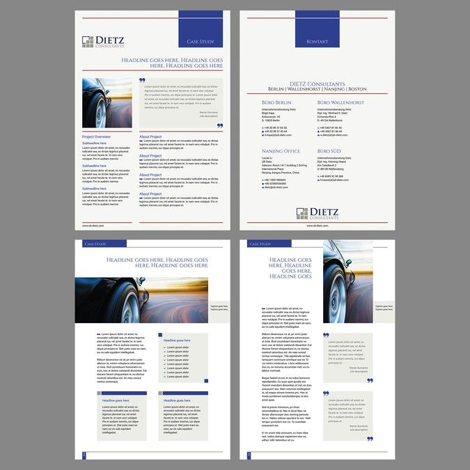 best 25+ case study design ideas on pinterest | case study, study, Presentation templates