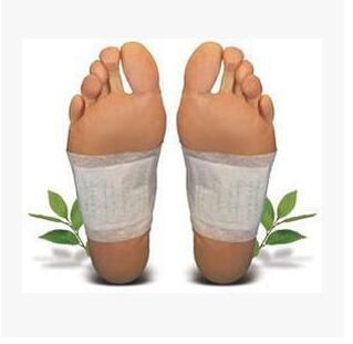 [Visit to Buy] 80PCS/lot Kinoki Detox Foot Patch Bamboo Pads Patches With Adhersive Foot Care Tool Improve Sleep slimming Foot sticker #Advertisement