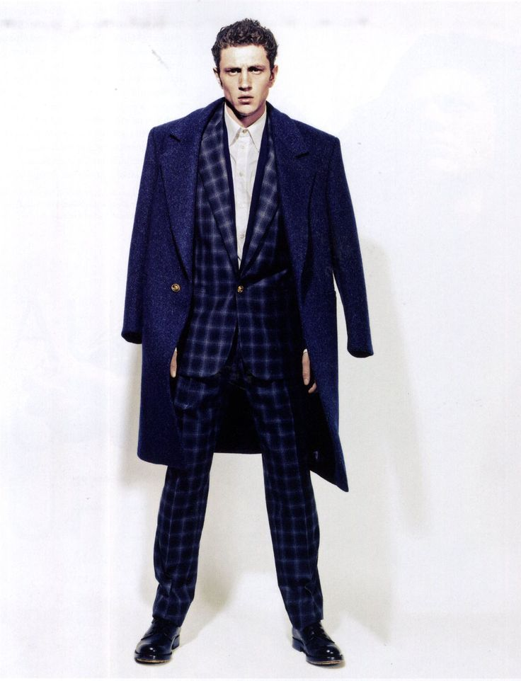 A Classic Gentleman With An Edgy Urban Touch Mens Health Best Fashion Germany Fall 14