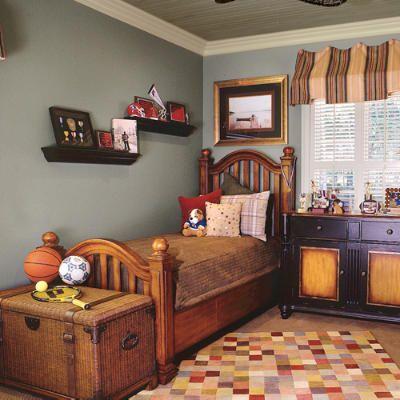 Possibility for Mason's big boy bedroom!