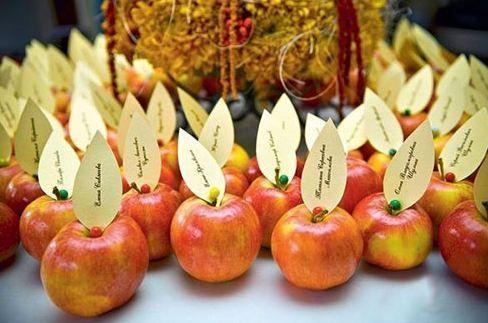 Свадьба осенью: идеи декора и оформления свадьбы в стиле осень
