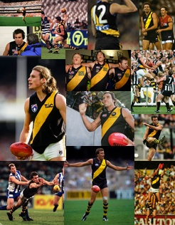 richo throughout the years