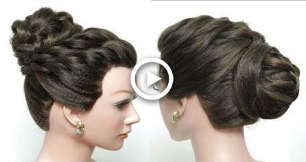 2 Party Hairstyles. Updos For Long Hair Tutorial