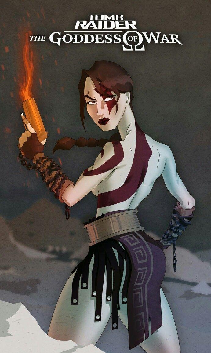 God of war Tomb Raider