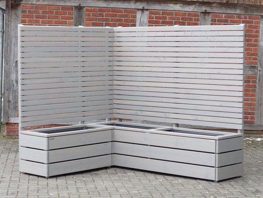 Die besten 25+ Sichtschutz terrasse Ideen auf Pinterest - terrasse paravent sichtschutz