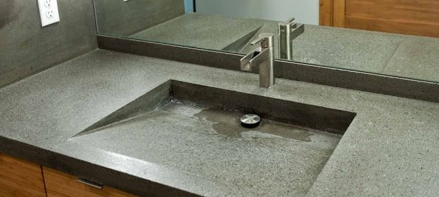 Bathroom Vanity Tops With Integrated