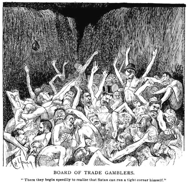 the morgan interests took advantage to precipitate the panic of 1907 - Google Search