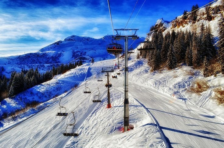 Best ski and spa deals and destinations in the U.S.