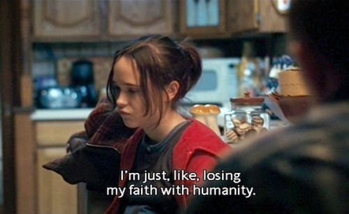 Juno Quote <3 . I forgot how much I love this movie xD