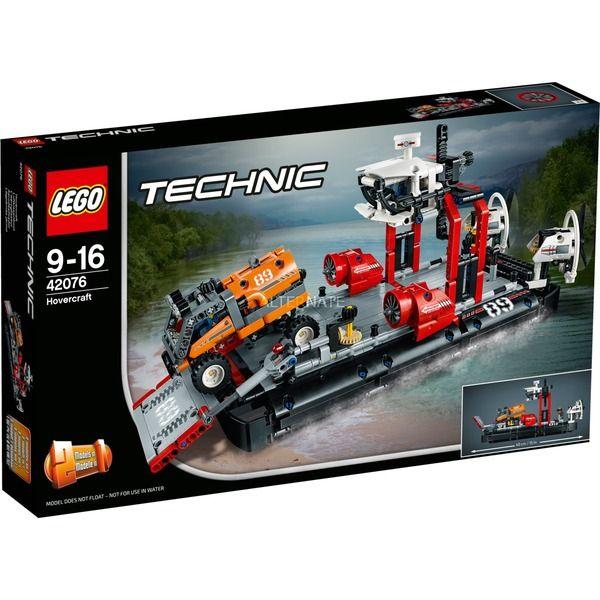 42076 Technic Luftkissenboot, Konstruktionsspielzeug