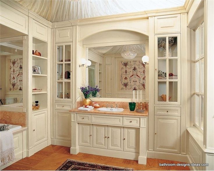 23 best images about bathroom ideas on pinterest small for Traditional bathroom designs