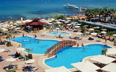 Tsokkos Constantinos The Great Beach Hotel in Protaras, Cyprus | On the Beach