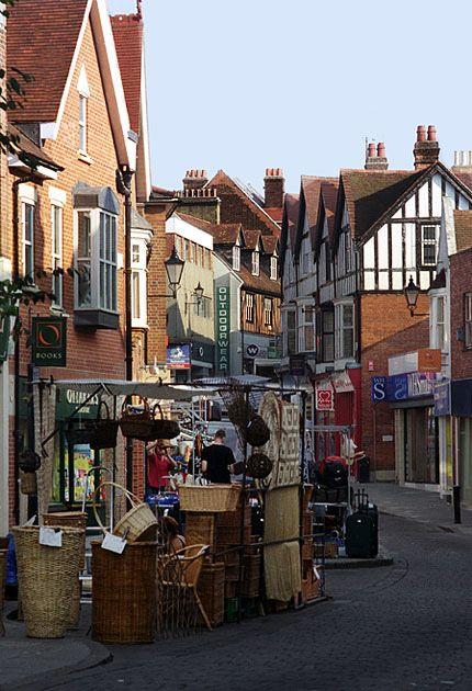 Bishops Stortford, Hertfordshire.