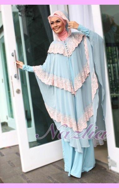 Madina Drees - Butik Baju Muslim Online ~ Nazlia.Com