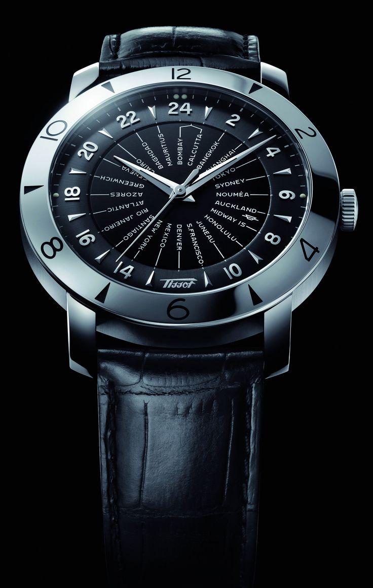 Heritage Navigator 160th Anniversary watch by Tissot