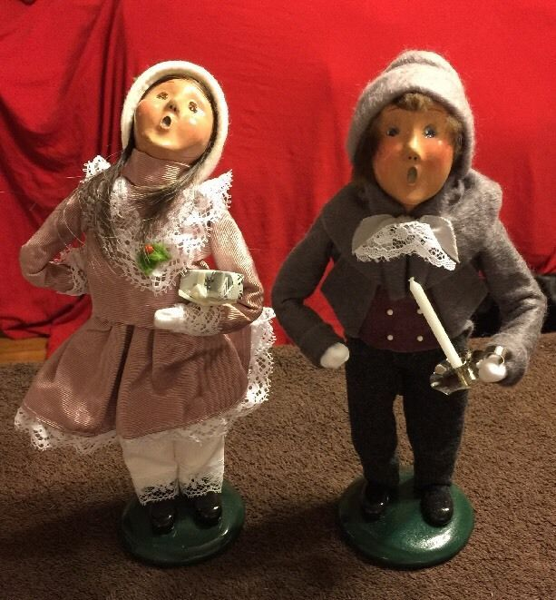 17 Best Images About Byers Choice Carolers On Pinterest: 361 Best BYERS CHOICE CAROLERS Images On Pinterest