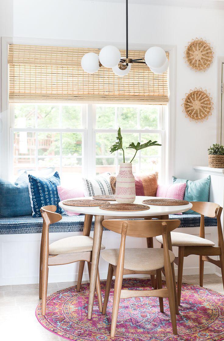Bench Breakfast Nook 542 Best Charming Breakfast Nooks Images On Pinterest