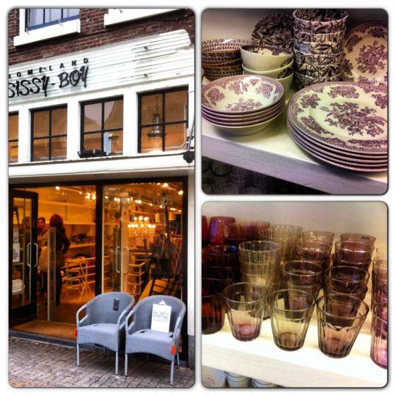 Woonshoppen in Utrecht | Sissy-Boy Homeland