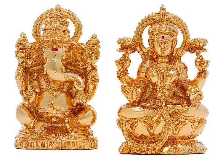 Diwali Ganesh Lakshmi Pooja G-21+L-5creating test pins