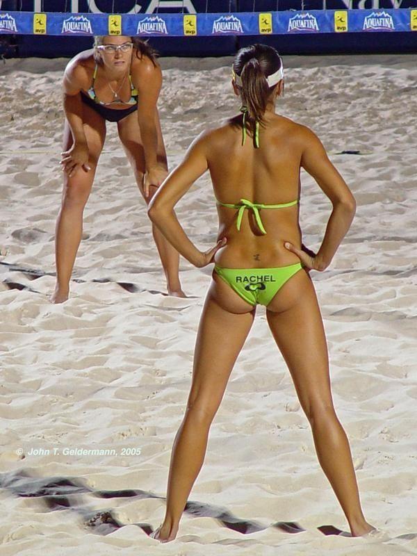 Beach volleyball rachel wacholder calendars of for Rachel s palm beach