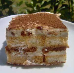 Bebe Bisküvili Pasta Tarifi - Resimli Kolay Yemek Tarifleri
