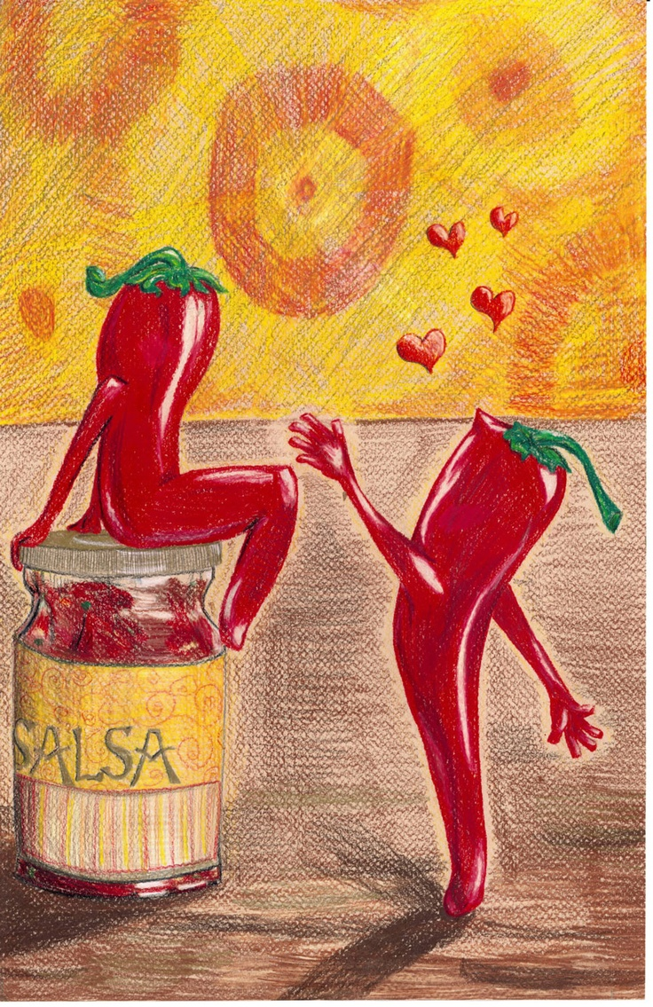 chili pepper love.