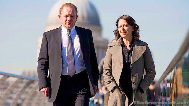 Spooks – Harry Pearce & Ruth Evershed #Season8