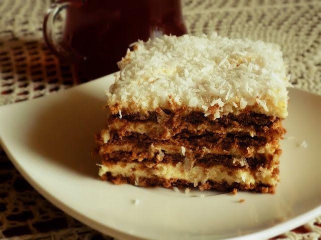 przepis na ciasto bez pieczenia tanie