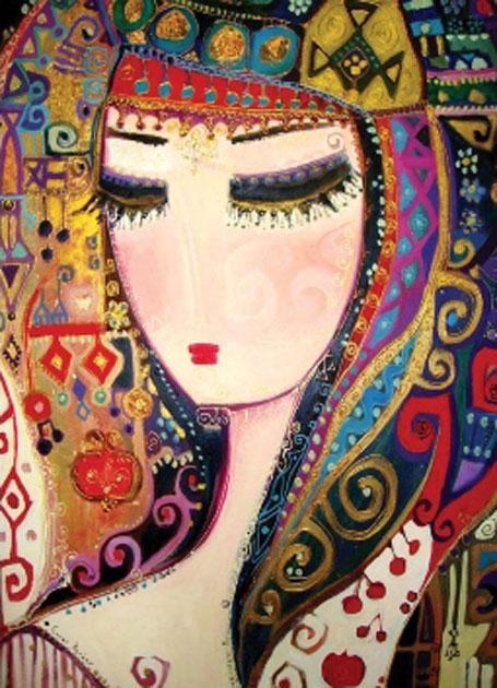 Canan BERBER - Sanatçı Detayı - Turkish Paintings