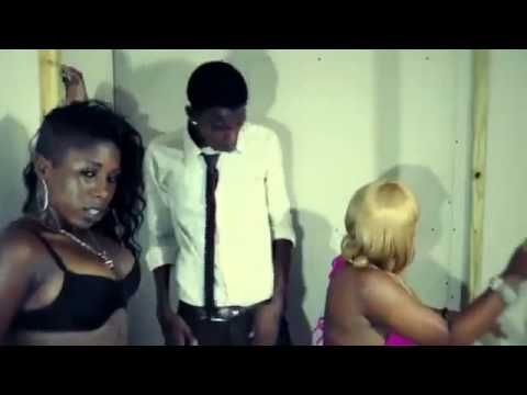 JAMAICAN ARTIST TATTOOS HIS EYES -Alkaline - Not A Slack Song [Official Video] 18 & Over