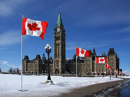 #CanadaStrong