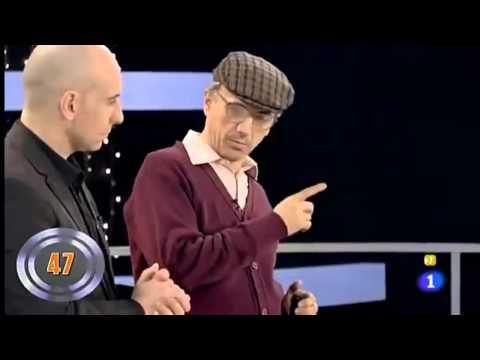 Atrapa un millón - Tomás Rabero - la noche de Jose Mota HD - YouTube