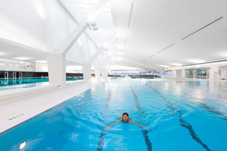 25m recreation pool