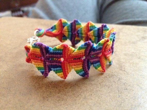 Zolino Friendship Bracelet tutorial