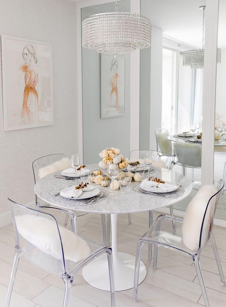Fall Table Decor & Simple Thanksgiving Centerpieces