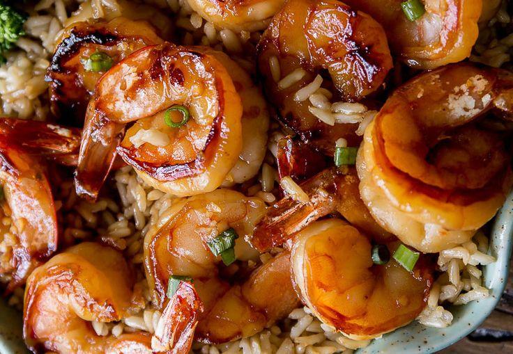 Notre recette de crevettes ail et miel est toute simple et rapide à cuisiner. C'est bon à s'en lécher les doigts.